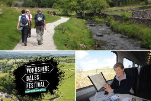 The Yorkshire Dales Festival is back for 2019.