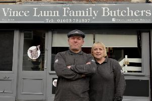 Vince and Joanne Lunn