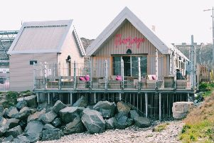 Flamingo Bar and Cafe  in Seaham Marina