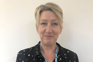 Dr Gillian Strachan, Consultant Psychiatrist at Lancashire Care NHS Foundation.