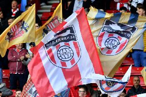 An attendance of over 40,000 is expected at the Stadium of Light on Saturday