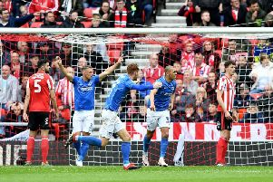 Sunderland and Portsmouth could both be involved in the League One play-offs this season.