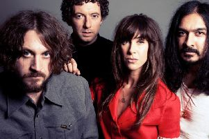 The Zutons.