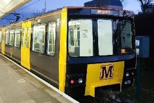 Problems continue on the Metro today after overhead lines came down.