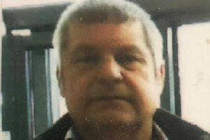 Police are appealing for help to trace missing man Robert Willis.