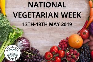 National Vegetarian Week 2019.