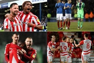 How Sunderland's play-off rivals are shaping-up