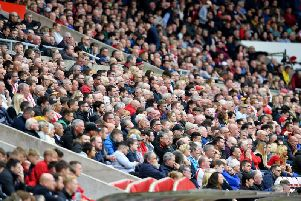 Sunderland fans have reacted to the club's Portsmouth ticket decision
