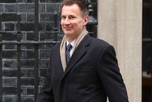 """Foreign Secretary Jeremy Hunt insisted the Foreign Office intervention in Matthew Hedges' case had been """"very effective""""."""