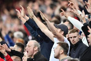 How Sunderland's home support smashed the League One records