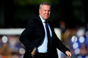Portsmouth boss Kenny Jackett believes the Fratton Park crowd can play a big part against Sunderland.