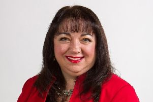 MP Sharon Hodgson questioned the Prime Minister over the issue of food insecurity.