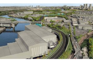 Artist's impression released by Sunderland City Council