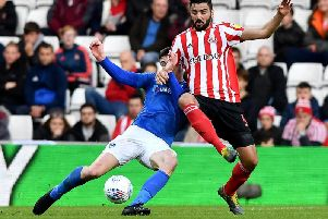 Sunderland defender Alim Ozturk will be available to face Portsmouth at Fratton Park.
