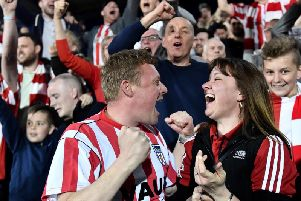 Watch the stunning scenes among Sunderland's fans at Portsmouth