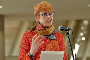 Northumbrias Police and Crime Commissioner, Dame Vera Baird.