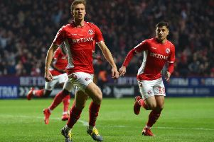 Arsenal loanee Krystian Bielik has impressed on loan at Charlton this season.