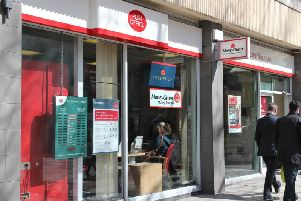 Post offices in the UK are facing closure amid rising financial strain.