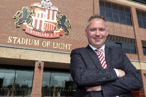 It's a year to the day since Stewart Donald was was unveiled as Sunderland' s new chairman.