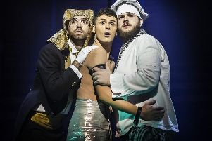 Jaymi Hensley plays the title role