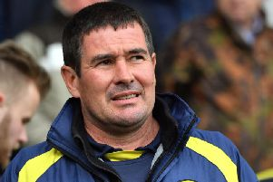 Nigel Clough has hailed Sunderland's professionalism in the League One semi final