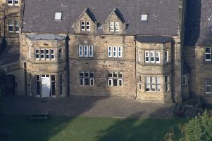 Whorlton Hall. Picture credit: BBC/PA