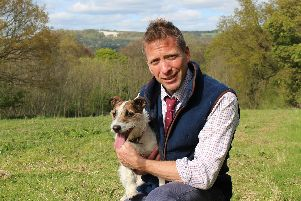 Its Yorkshire at its best, says Julian.