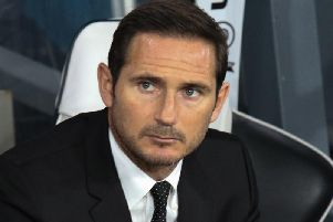 Frank Lampard is favourite for the Chelsea job.