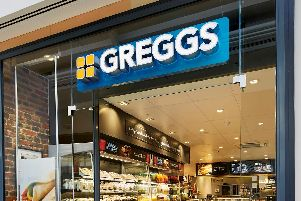 Greggs has opened a new branch in Washington