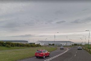 The new plant will be built on Admiralty Way in Dawdon. Image copyright Google Maps.