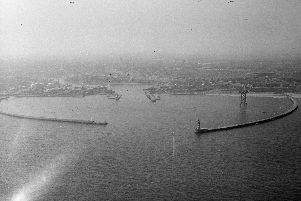 A rare image of Sunderland in 1939.