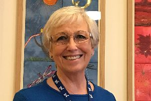Linda Longstaff has been nominated for an MBE in the Queen's Birthday Honours