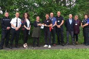 The street games project has been backed by Peterlee Town Council, County Durham and Darlington Fire and Rescue Service, East Durham AAP, the office of the Police, Crime and Victims Commissioner for County Durham and Darlington, Ron Hogg, Street Games and Believe Housing Group.