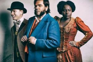 Matt Berry stars as Detective Inspector Rabbit in the new Channel 4 comedy drama (Photo: Channel 4)