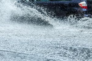 The Met Office has advised that local flooding could hit parts of the North East this week