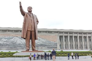 Trips are being organised from Wigan to North Korea