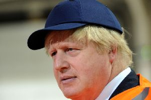 Boris Johnson should complete the Krypton Factor assault course before he is declared winner of the Tory leadership contest