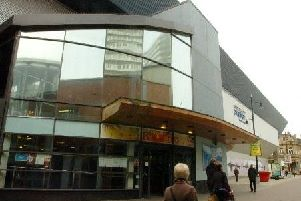 Crowtree Leisure Centre.