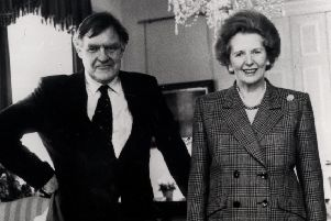Sir Bernard Ingham was still chief press secretary to Margaret Thatcher when he turned down the editorship of The Yorkshire Post.