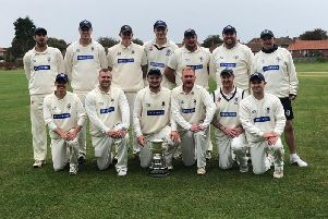 Filey beat Ebberston to retain the Scarborough Beckett League Premier Division title