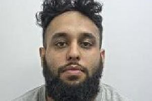 Ali, 26, of Brierfield, is wanted for breaching his sex offender notification requirements.