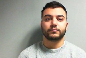 Aykut Baskal. PIC: North Yorkshire Police