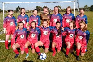 Scarborough Ladies Under-15s opened their league account with a hard-earned 2-1 win at Poppleton