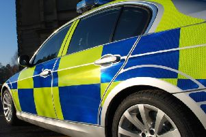 Police have stopped two drivers travelling at excessive speed on the A64.