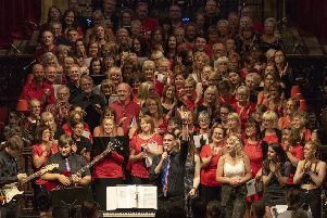 The Remarkable Rock Choir is hosting a free taster session on Monday, October 28.