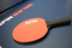 Free ping pong will be on at the Brunswick.