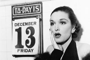 Friday the 13th hails from Western superstition, where it is deemed unlucky when the 13th day of the month falls on a Friday