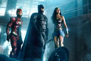 Justice League is on Sky Cinema.