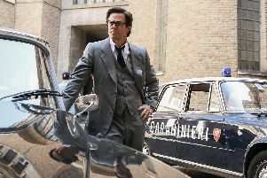 Mark Wahlberg stars in All The Money In The World on Sky Cinema.