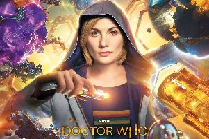Yorkshire woman Jodie Whittaker stars as the new Doctor Who